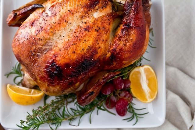 brined turkey