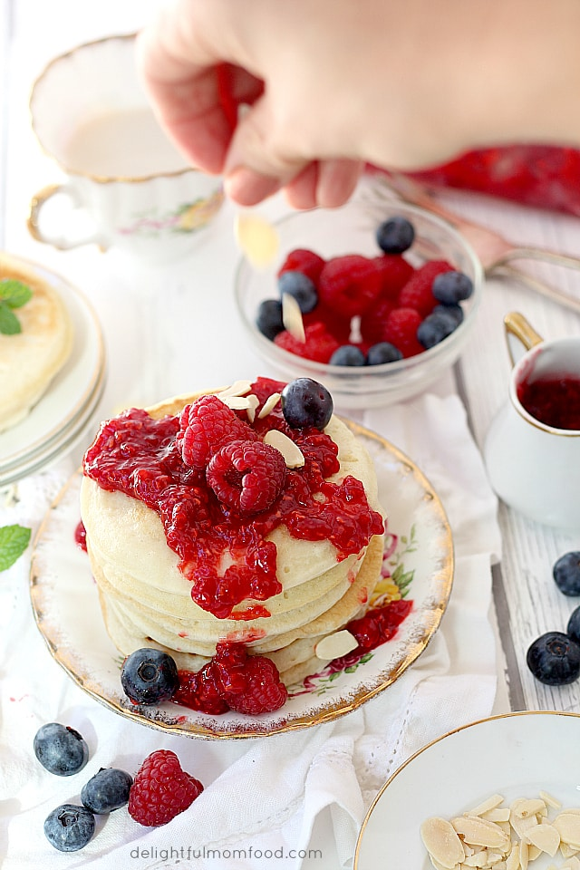 Pancake recipe made easy