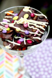 Chocolate Bark Recipe | Delightful Mom Food