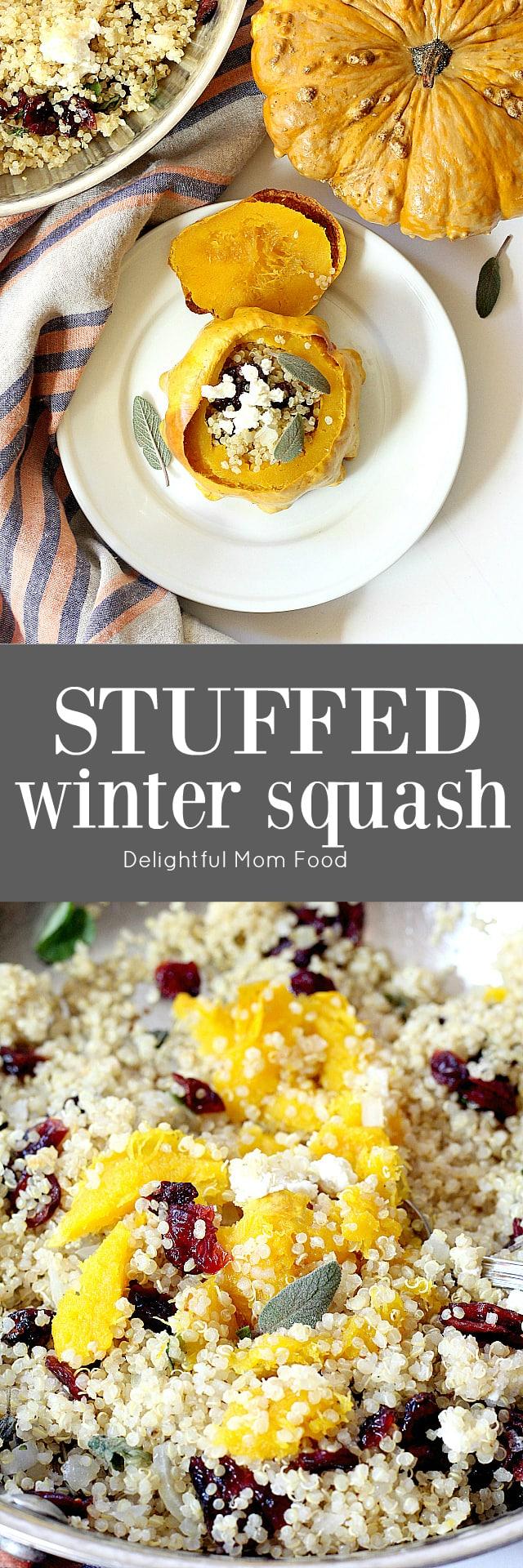 Super Easy Quinoa Squash Recipe