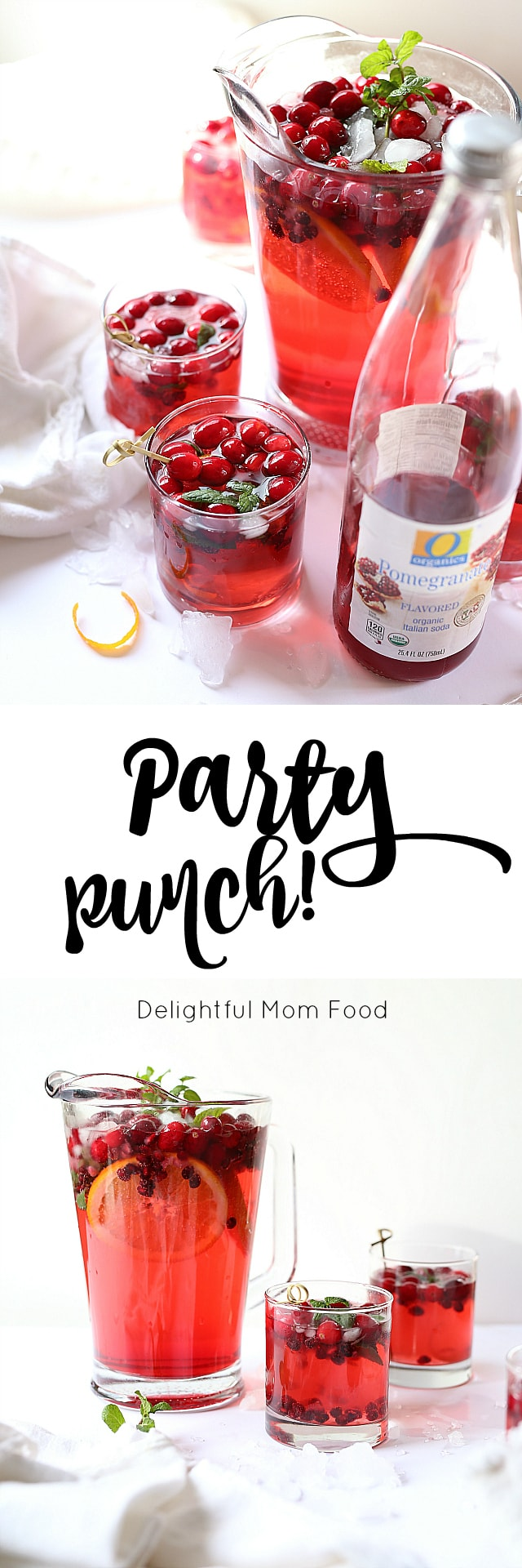Party Punch Recipes For Any Holiday Or Party