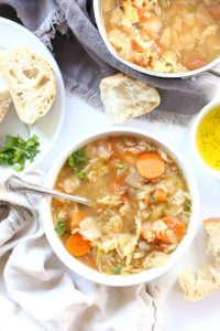 Cabbage soup diet plan recipe