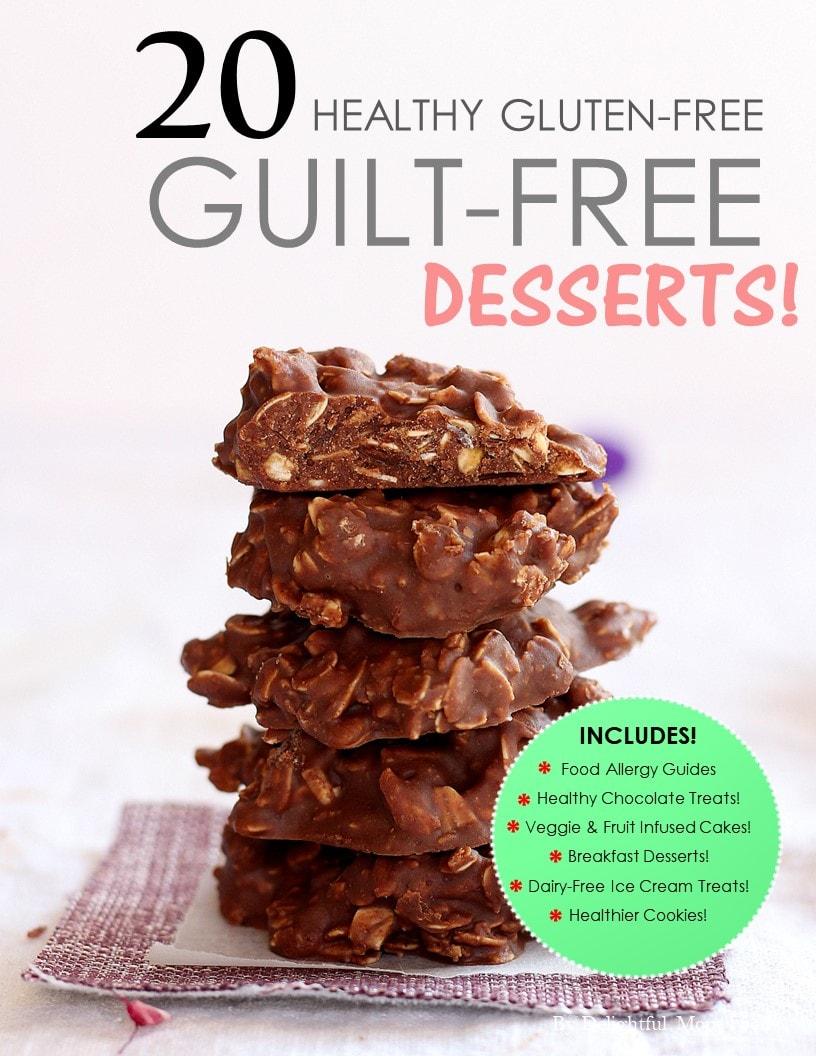 gluten free healthy desserts