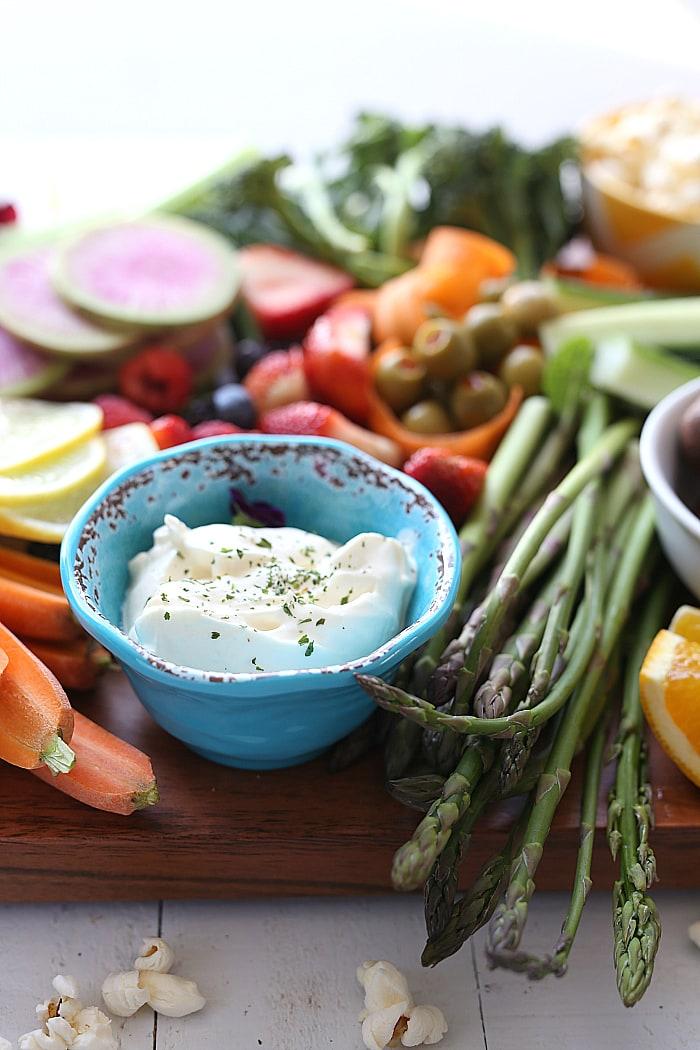 Healthy Snacks Party Platter For Kids Vegan Gluten Free Dmf