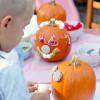 Halloween Pumpkin Decorating Party