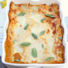 Pumpkin Lasagna with Spinach Ricotta Filling