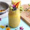 Greek Yogurt, Turmeric And Honey