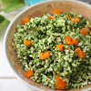 Chimichurri Sauce Cauliflower Rice Buddha Bowl