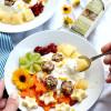 Tropical Yogurt Bowl + 20 Healthy Greek Yogurt Breakfast Recipes