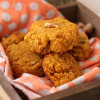 Healthy Pumpkin Oat Breakfast Cookies