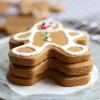 Vegan Gingerbread Man Cookies (Gluten Free)