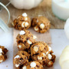 Pumpkin Cookies (Low Sugar & Dairy-Free)