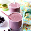 Matcha Berry Smoothie {Giveaway}