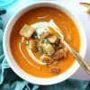 Carrot Butternut Squash Soup