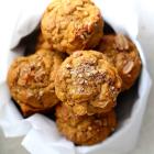 Healthy Gluten-Free Pumpkin Muffins