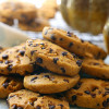 Pumpkin Spiced Chocolate Chip Cookies (Dairy-Free)