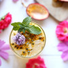 Sparkling Passion Fruit Cocktail + 20 Passion Fruit Recipes