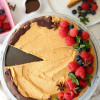 No-Bake Pumpkin Pie (Raw, Dairy-Free)