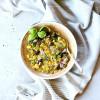 Savory Leek Squash Soup