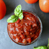 Easy Marinara Sauce Loaded With Vegetables
