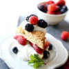 Gluten-Free Strawberry Berry Shortcake