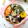 Kitchen Sink Spring Root Vegetable Salad