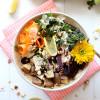 Kitchen Sink Spring Root Vegetable Salad