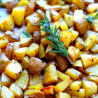 Rosemary Potatoes (Roasted)