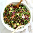 Detox Salad (Chopped Kale Salad)