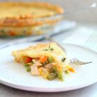 Gluten-Free Chicken Pot Pie Recipe