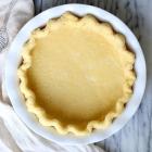 Gluten-Free Pie Crust Recipe