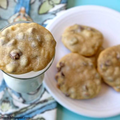 Carob Chip Cookies