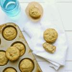 Banana Nut Zucchini Muffins