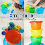 Activity: Strengthen Toddler's Fine Motor Skills & Creativity