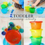 Activity: Strengthen Toddler's Fine Motor Skills & Creativity