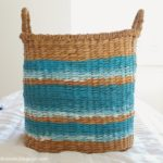 DIY Basket Painting