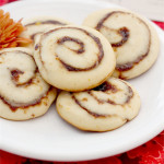 Fig Pinwheel Cookies Made With Greek Yogurt