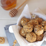 No Bake Peanut Butter Protein Energy Balls