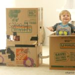Cardboard Truck Craft