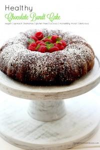 healthy bundt cake
