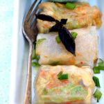 Vegetarian Chinese Potsticker Appetizers