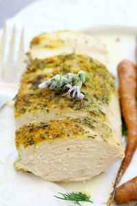 Slow Cooker Chicken With Turmeric Lemon and Honey   Delightful Mom Food