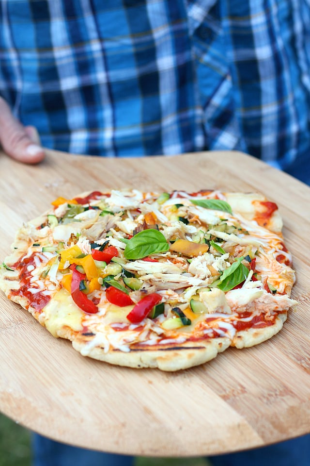 How To Make An Excellent Grilled Pizza