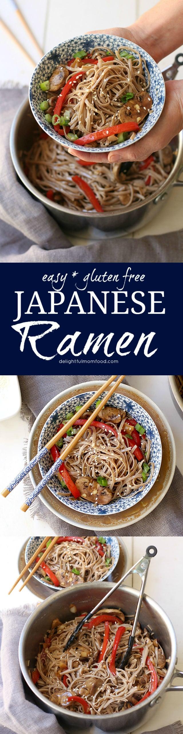Japanese Ramen Noodle Recipes