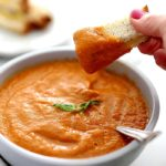 BEST Tomato Basil Soup