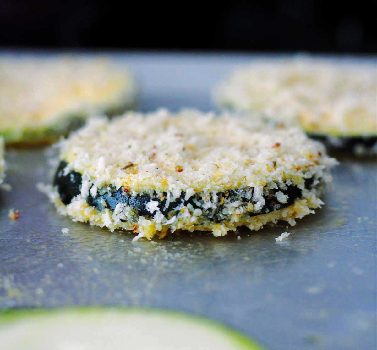 zucchini baked chips