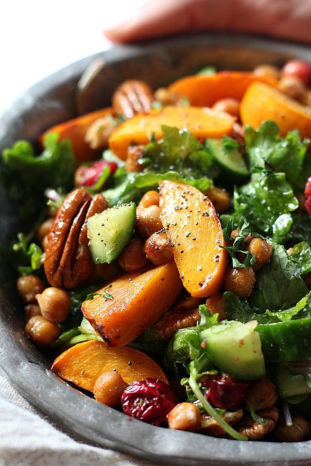 Harvest Kale Salad
