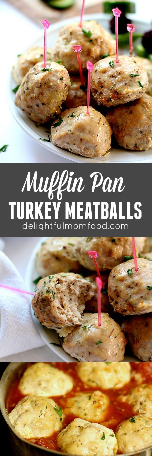 Easiest baked Meatballs recipe