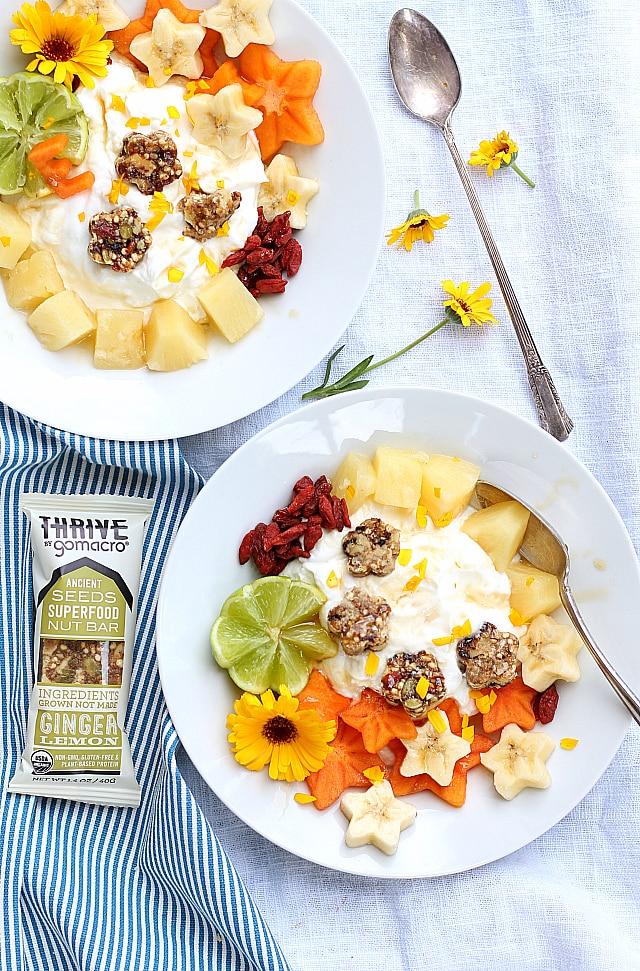 Greek yogurt breakfast recipes
