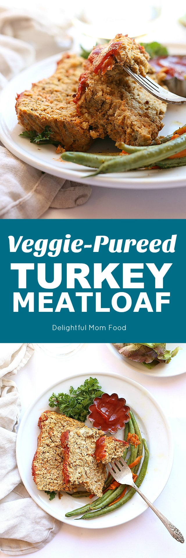 Turkey Meatball Recipe packed with Vegetables